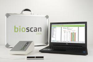 Foto vom Bioscan swa